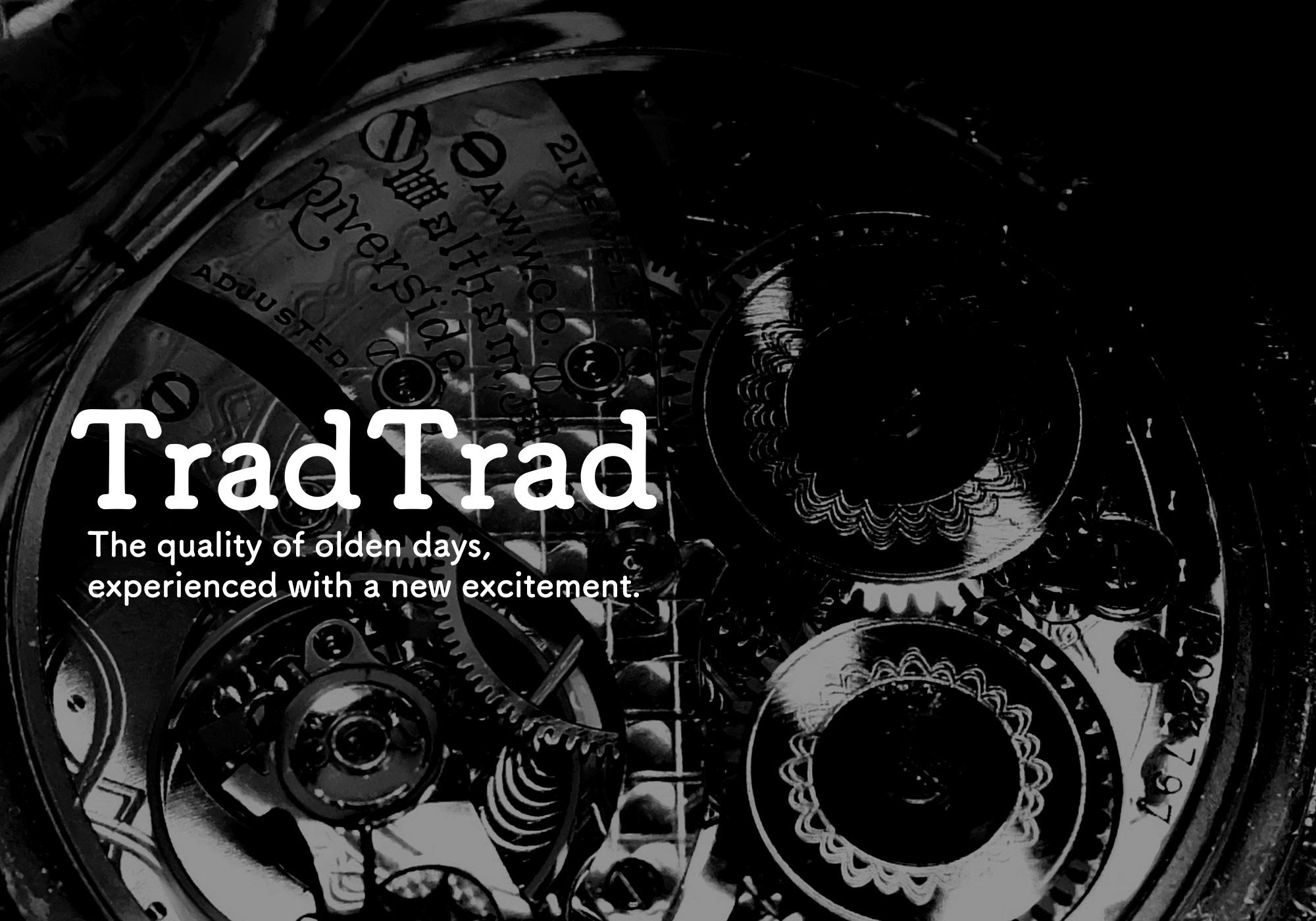 TradTrad OFFICIAL WEB SITE