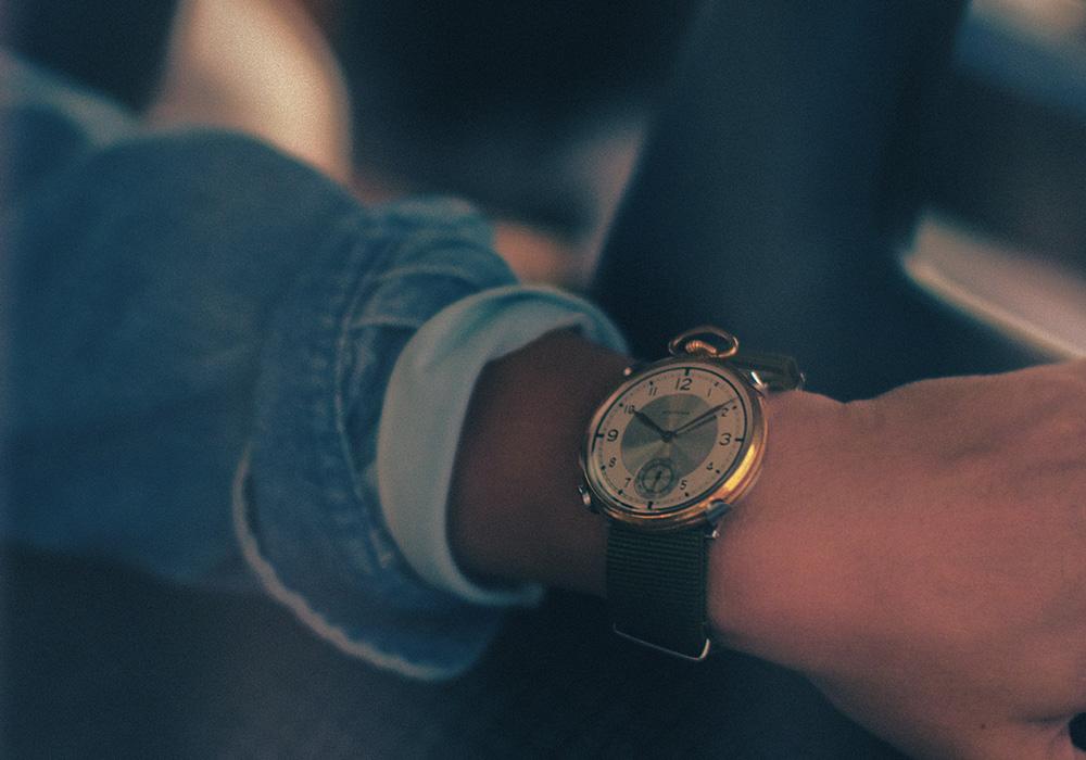 UDEMACIアンティーク腕時計