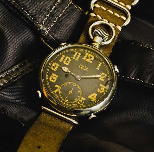 ROLEX-アンティーク腕時計